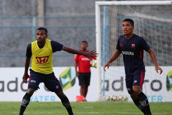 Preview Madura United Vs Bhayangkara FC: Dalam Kewaspadaan Tinggi