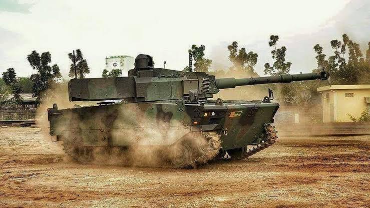 """Hebatt !!! Tank Pertama Buatan Dua Negara Indonesia Dan Turki, Bernama """"Harimau"""""""