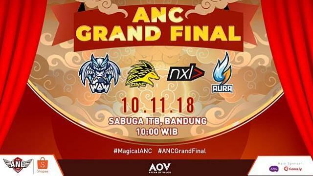 Nobar Grand Final ANC Yuk! Siapa Tau Dapet Jodoh Orang Bandung!