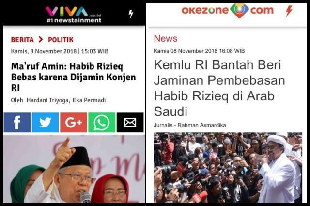 Banyak Janji Jokowi Tak Terpenuhi, Gerindra: Ma'ruf Yang Buta, Tuli Dan Bisu