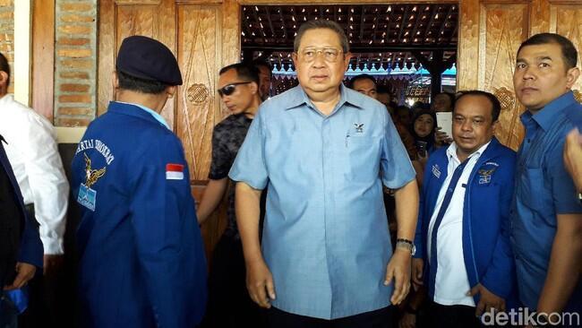 SBY Anggap PDIP-Gerindra Diuntungkan Capres, Begini Hasil Survei