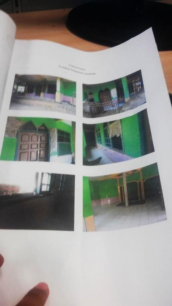 Bantu Renovasi Mushola Pesantren Salimul Ibtida