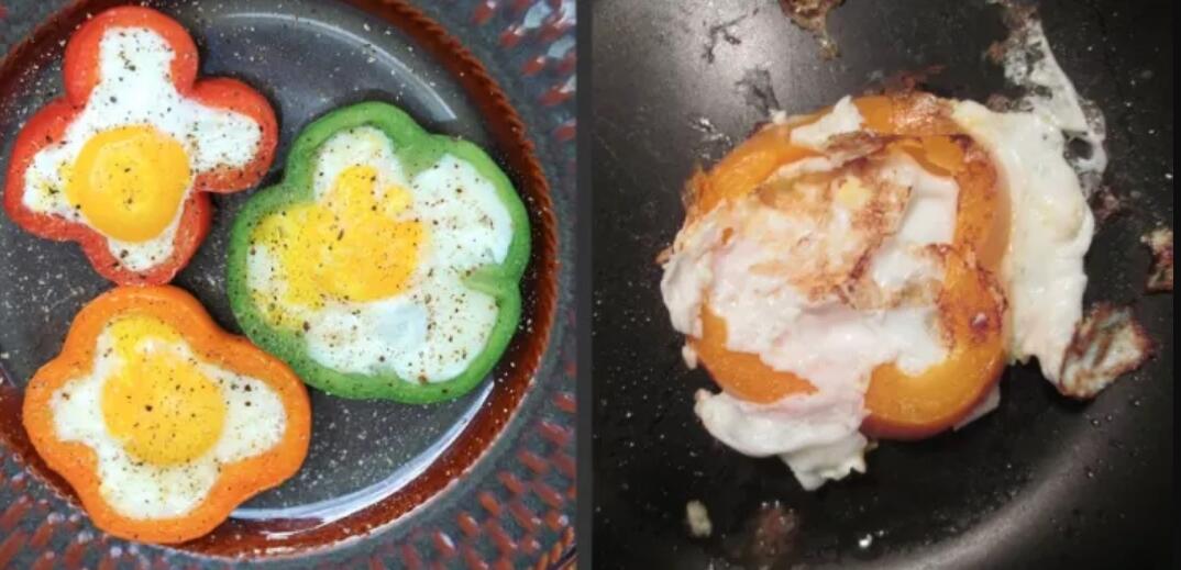 Kocak, Ini 12 Potret Realita Makanan yang Jauh dari Ekspektasi!