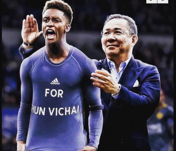 Penghormatan Untuk Vichai, Leicester City Siapkan Upacara Khusus