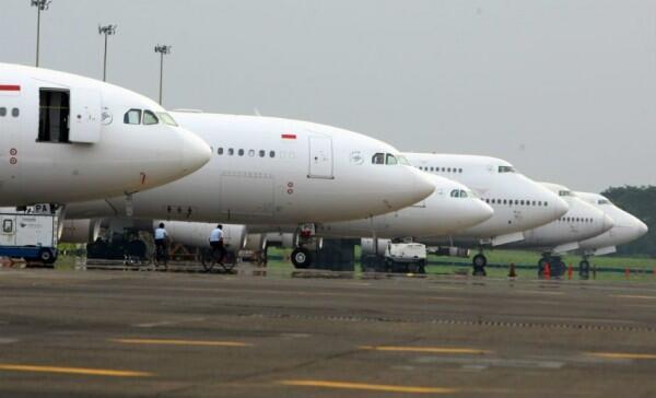 Sempat Ditutup, Garuda Indonesia Buka Kembali Rute Jakarta - London