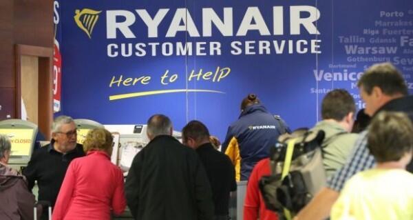 Tunggak Utang, Pesawat Ryanair Disita Otoritas Saat Akan Take Off