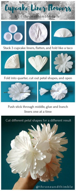Dibuat dari Kertas Muffin, 10 DIY Ini Gampang Banget Dibikin Anak Kos
