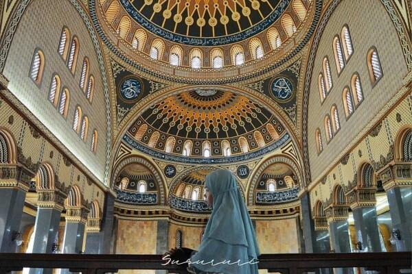 Jusuf Kalla Berharap Kurikulum Khotbah di Masjid Kampus Segera Disusun
