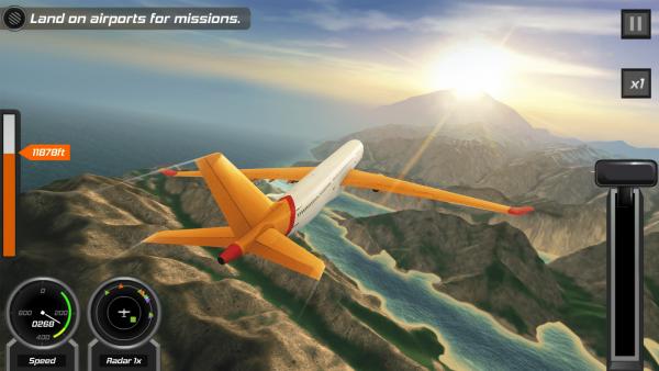 Jadi Pilot Gak Gampang? Coba 7 Game Android Simulasi Pesawat Terbang