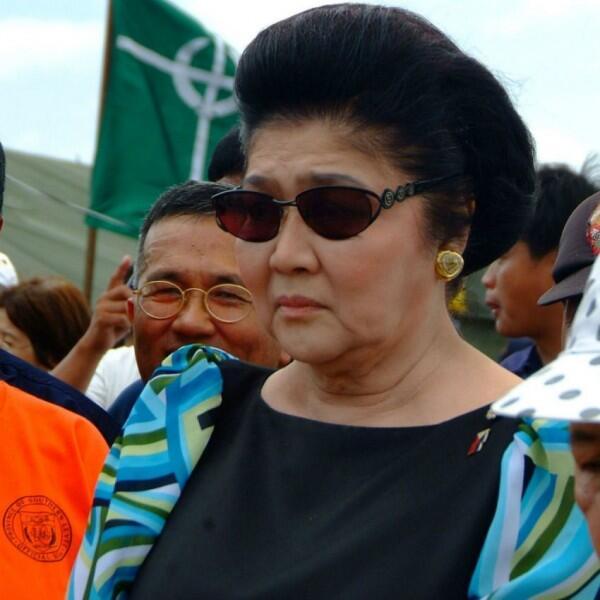 Terbukti Korupsi, Eks Ibu Negara Filipina Dilarang Jadi Pejabat Publik