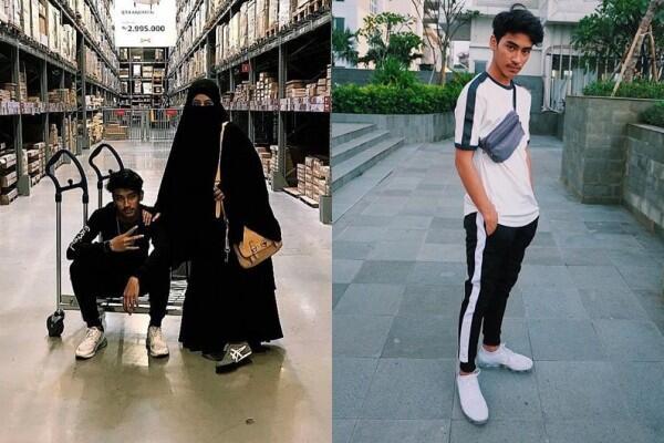 10 Gaya Abidzar Al Ghifari, Anak Umi Pipik yang Kian Beranjak Dewasa