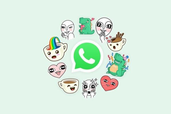 5 Cara Membuat Stiker WhatsApp Sendiri dengan Mudah