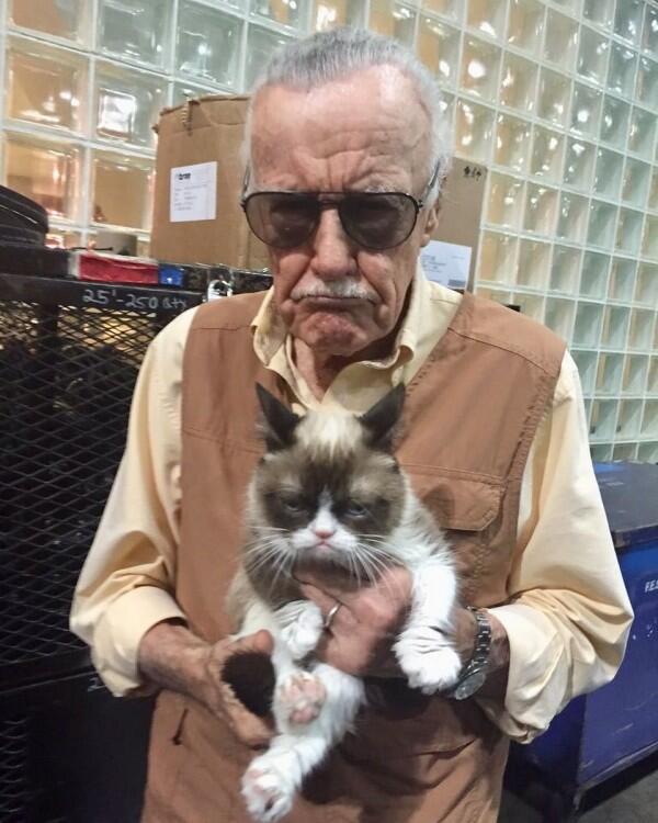 Selamat Jalan Stan Lee, 9 Potret Perjalanan Karier Bapak Marvel