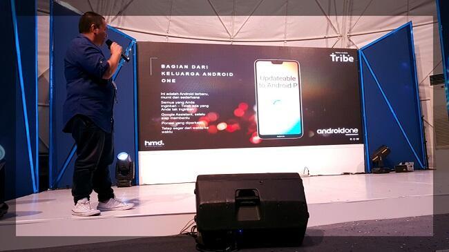 [FR] Cerita Seru & Meriahnya Event #SayYestoNokia Mobile Surabaya