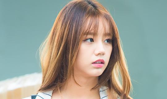 5 Artis Cantik Korea Dengan Bibir Menurun Yang Sexy Dan Mempesona Part 2