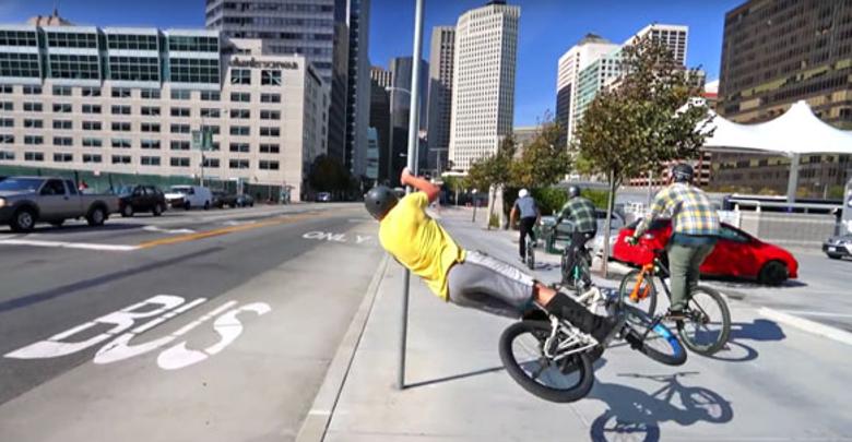Tim Knoll, Dewa dan Panutan Freestyle BMX