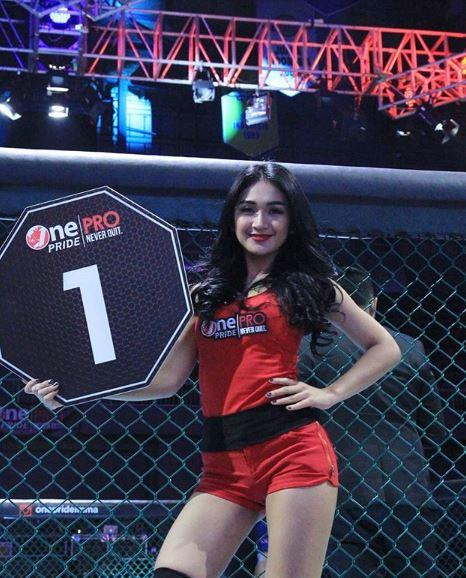 [TOP 3] PESONA RING GIRL MMA ONE PRIDE, MANA FAVORIT AGAN?