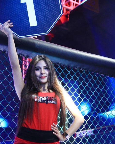[TOP 3] PESONA RING GIRL MMA ONE PRIDE, MANA FAVORIT AGAN?