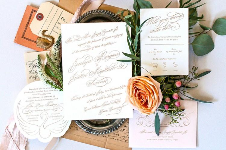 7 Inspirasi Desain Undangan Pernikahan Unik Kaskus