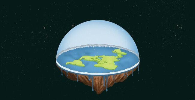 Perjalanan Bumi Datar, Dari Pseudoscience Sampai Olok-olok Politik