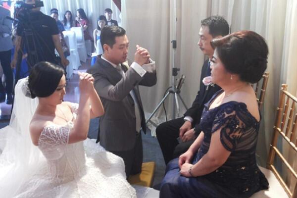 Budaya Tionghoa : Pai Kui, Ritual Wajib Dalam Pernikahan Khonghucu