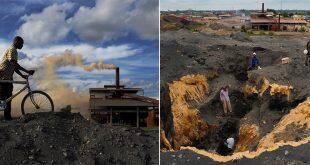 5 Tempat di Bumi Ini Sangat Berbahaya Sehingga Menjadi Tempat Paling Tak Berpenghuni