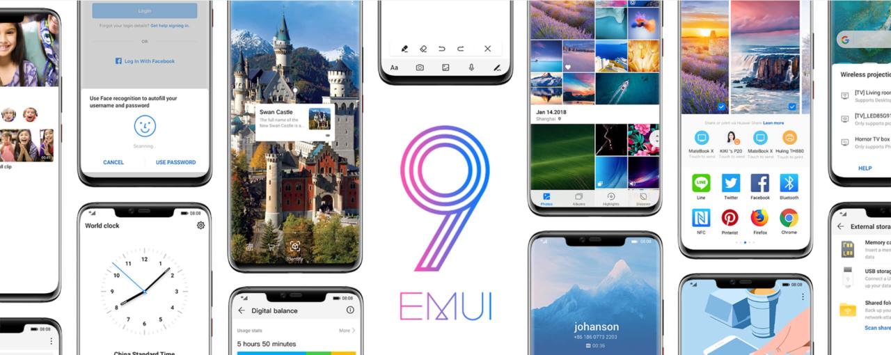 EMUI 9.0: Si Cerdas Yang Berguna dan Memudahkan Kegiatan Sehari-hari