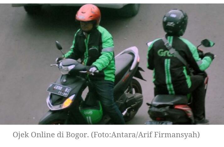 Prabowo : Saya Sedih Anak Lulus Sekolah Jadi Driver Ojek