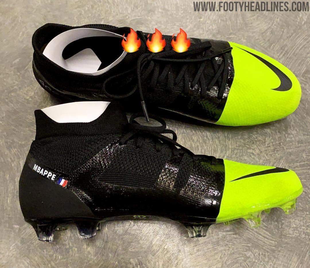 Kylian Mbappé Resmi Pake Nike GS360?