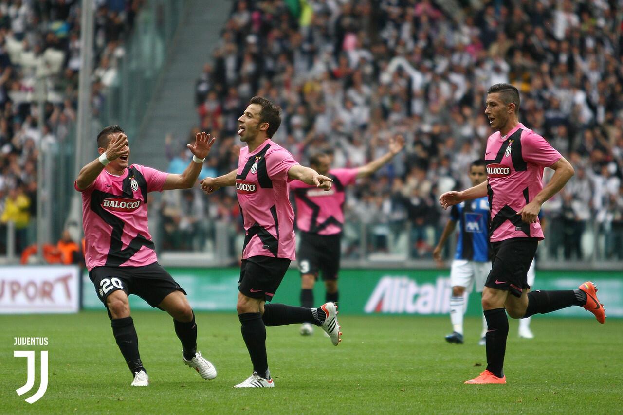 Gol Terakhir Del Piero untuk Juventus, Emosional Banget Gan!