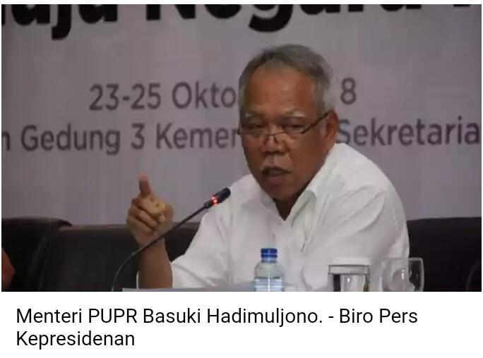 Menteri PUPR Benarkan Pernyataan Prabowo Subianto, Bundaran HI Bisa Tenggelam Tahun 2