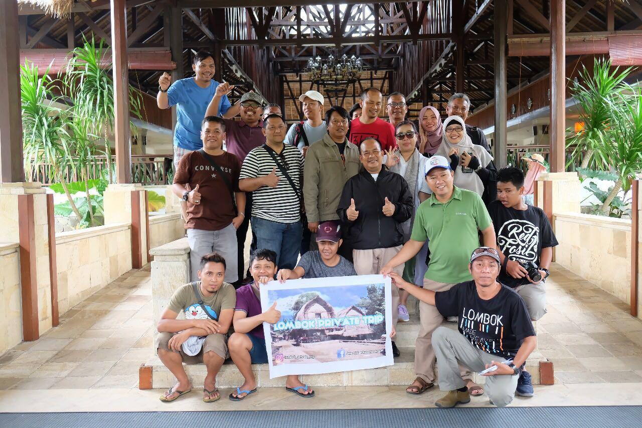 Jalan jalan ke lombok