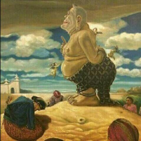 Asal Usul Semar, kelahiran dan bentuk tubuh nya...!
