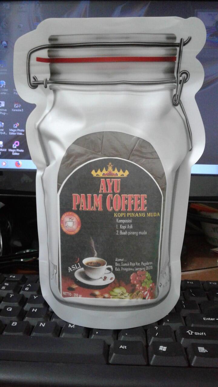 Kopi Pinang Muda - Ayu Palm Coffee