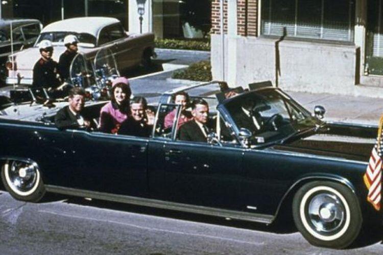 Kronologi Pembunuhan Presiden AS John F Kennedy pada 55 Tahun Lalu...
