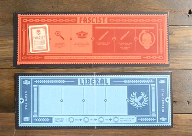 Mari Belajar Berpolitik dengan Bermain Secret Hitler Board Game