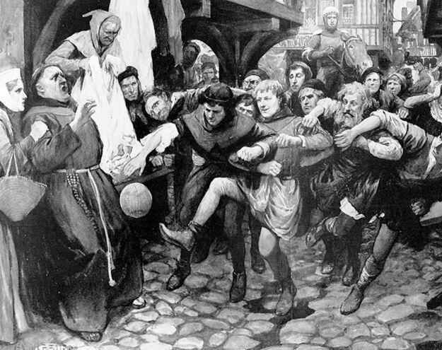 Ini Gan, Olahraga yang Dimainkan Masyarakat Jaman Medieval