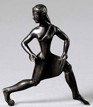 Heraean Games, Mitos Olimpiade Khusus Wanita