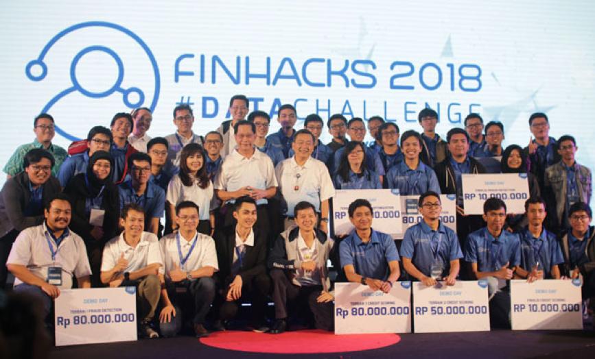 Keseruan Babak Demo Day Finhacks 2018 #DataChallenge