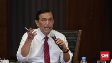 Luhut Tak Terima Prabowo Sebut Pemerintah Menyerah pada Asing