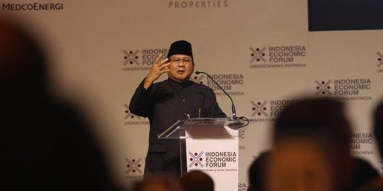 Prabowo ke Relawan: Tampang Lo Enggak Punya Duit, Gue Mau Berjuang untuk Lo