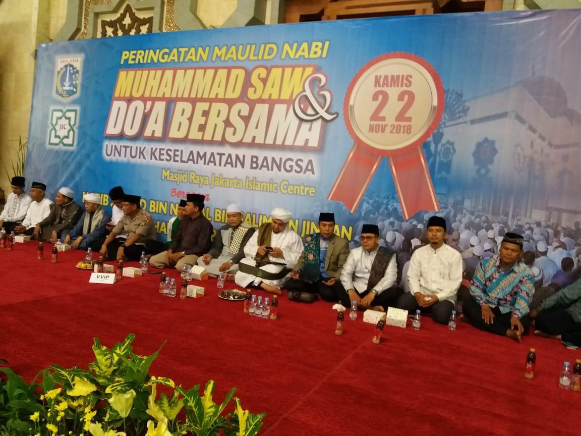 Maulid JIC Dihadiri 3000 Jamaah