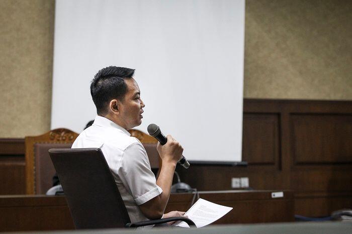 Vonis 8 tahun untuk penerima suap Bakamla