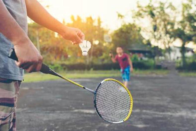 Saya Mencintaimu, Badminton!