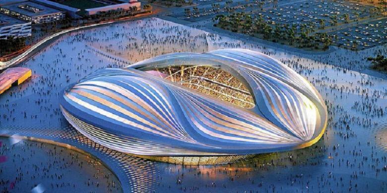 FIFA: Piala Dunia 2022 Qatar Akan Fantastis I Eits Ini Mungkin Lho Sebabnya...