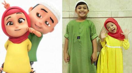 Nussa, Idola Baru Animasi Indonesia (Kami Juga Bisa!)