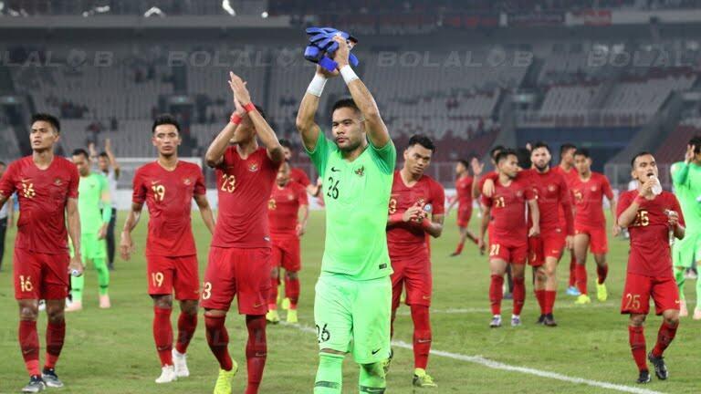 Tersingkir Dari Piala AFF 2018, Pemain Timnas Indonesia Menangis