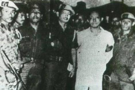 Eksekusi Mati D.N. Aidit (Ahmad Aidit) Berasal dari Perintah Soeharto >:(