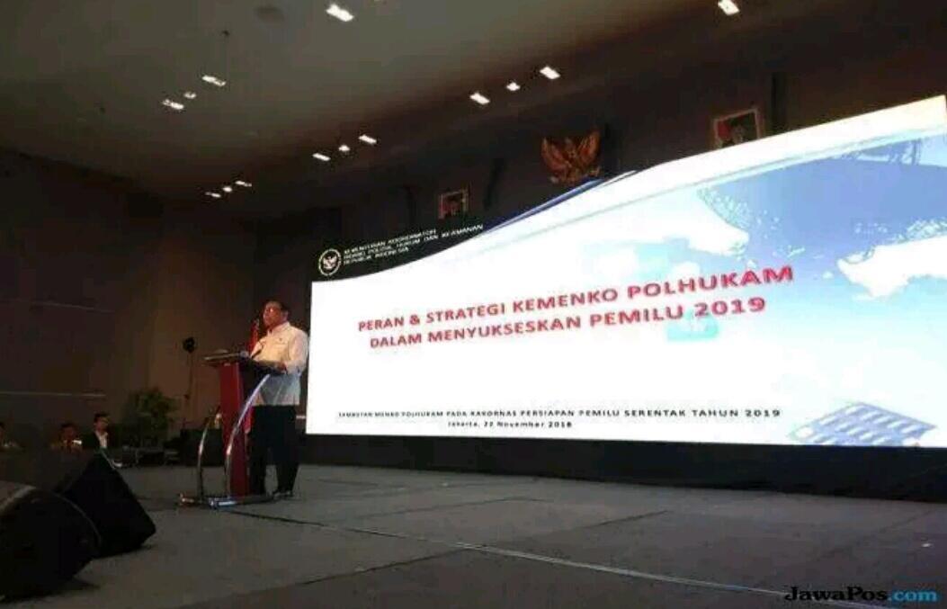 Wiranto: Aksi Bela Tauhid Kok Mintanya Turunkan Jokowi, Ini Demo Apa?