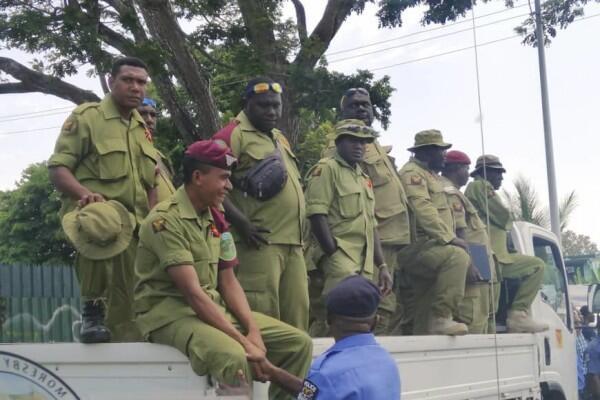 Bonus APEC Tak Kunjung Dibayar, Polisi Papua Nugini Serbu Parlemen